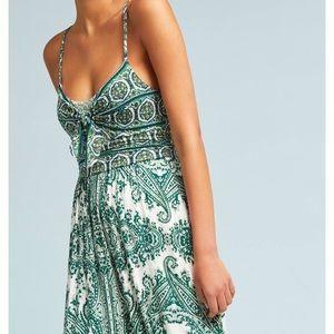 Moulinette Soeurs by Anthro Brisbane Maxi Dress